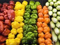 סחורה סחורות ירקות / צלם: פוטוס טו גו